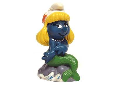 Mermaid Smurfette