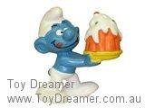 Cake Smurf 20100