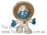 Bully smurfs. Astro Smurfs with Red Tie