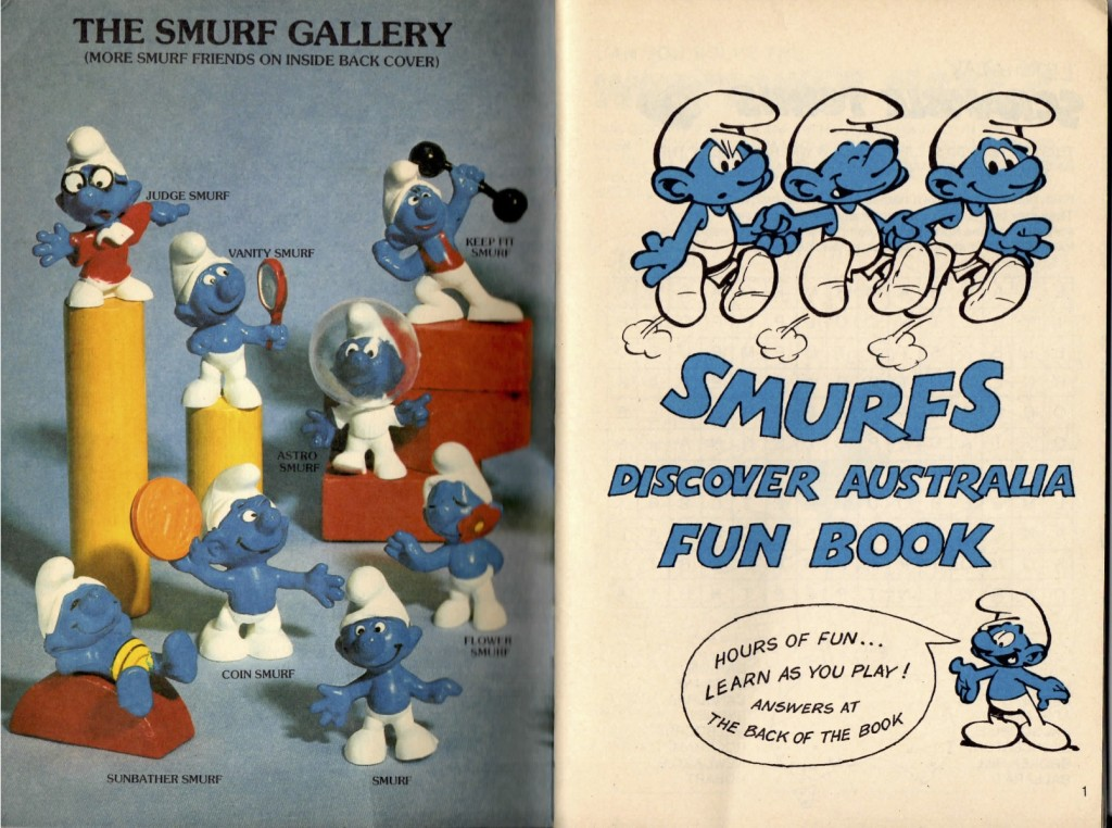 The Smurfs Gallery 1