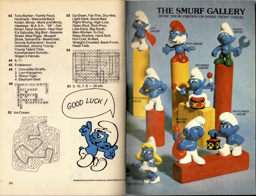 The Smurfs Gallery 2