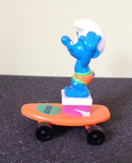 HA030 Smurf